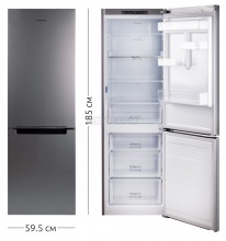 Холодильник SAMSUNG RB 33 J 3000 SA / UA