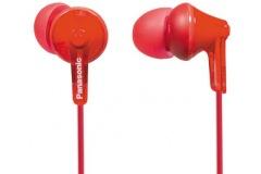Купити. Навушники PANASONIC RP-HJE125E-R a2eb9eb2f8df0