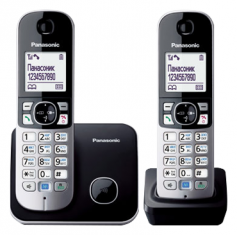 Радиотелефон PANASONIC KX-TG6812 UAB