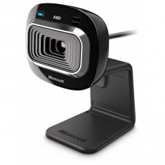 Web-камера Microsoft LifeCam HD-3000 Black (T3H-00013)