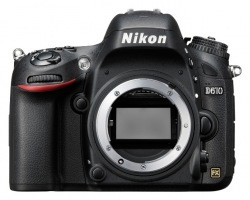 Фотоаппарат NIKON D610 Body (VBA430AE)