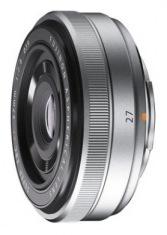 Объектив Fujifilm XF 27mm F2.8 Silver
