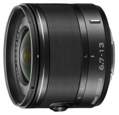 Объектив Nikon 1 Nikkor 6.7-13mm f/3.5-5.6 Black VR (JVA706DA)