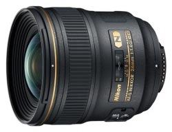 Объектив Nikon 24mm f/1.4G ED AF-S Nikkor (JAA131DA)