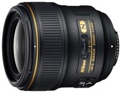 Объектив Nikon 35mm F1.4G AF-S Nikkor (JAA134DA)