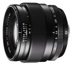 Объектив Fujifilm XF-23mm F1.4 R