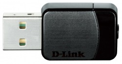WiFi-адаптер D-Link DWA-171 802.11ac 150Mbps-2.4GHz or 433Mbps-5GHz