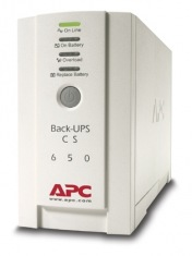 ИБП APC Back-UPS CS 650VA 400W (BK650EI)