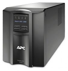 ИБП APC Smart-UPS 1000VA LCD 670W (SMT1000I)