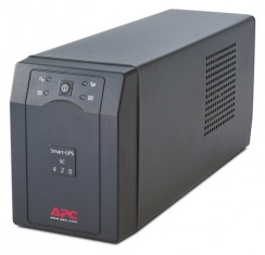 ИБП APC Smart-UPS SC 420VA 260W (SC420I)