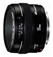 Объектив Canon 50mm f/1.4 USM EF (2515A012)