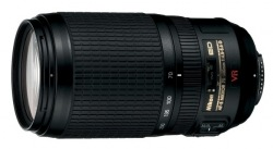 Объектив Nikon Nikkor 70-300mm f/4,5-5,6G IF-ED AF-S VR (JAA795DA)