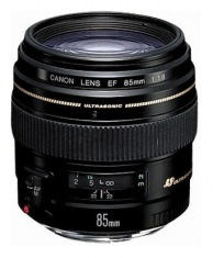Объектив Canon 85mm f/1.8 USM (2519A012)
