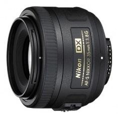 Объектив Nikon Nikkor 35 mm f/1.8G AF-S DX (JAA132DA)