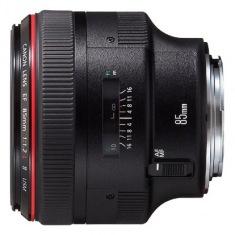 Объектив Canon EF 85mm f/1.2 L II USM (1056B005)