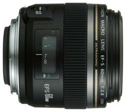 Объектив Canon EF-S 60mm f/2.8 Macro USM (0284B007)