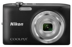 Фотоаппарат цифровой NIKON S2800 Black