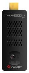 Сетевой медиацентр iconBIT Toucan STICK G3 mk2 (PC-0007W)