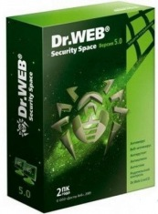 Антивирус Dr.Web Security Space Pro 2р 2ПК (Др.Веб)