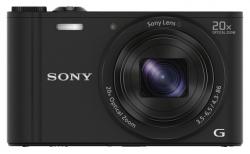 Фотоаппарат цифровой SONY WX350 Black