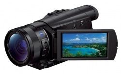 Цифровая видеокамера Sony HDR-CX900 Black