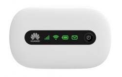 Мобильный 3G WI-Fi роутер HUAWEI EC 5220 u-1