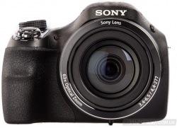 Фотокамера SONY H400 Black + карта SD 64GB