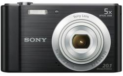 Фотоаппарат цифровой SONY W800 Black