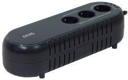 Источник бесперебойного питания (3 евророзетки) PowerCom WOW-500U