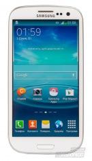 Смартфон SAMSUNG GT-I9300i Galaxy S3 Duos White