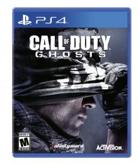 Игра для PS4 Call of Duty: Ghosts (PS4)