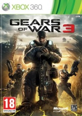 Игра Xbox 360 Gears of War 3