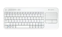 Клавиатура LOGITECH  K400 White