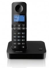 Радиотелефон PHILIPS D2001B/51