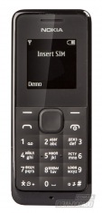 Мобильный телефон NOKIA 105 Black