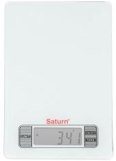 Весы кухонные SATURN ST KS 7235 white