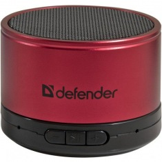 Портативная акустика DEFENDER 1.0 WB Red