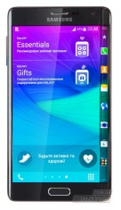 Смартфон SAMSUNG SM-N915 Note Edge Black