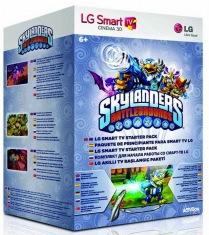 Стартовый пакет Skylanders LG Smart TV