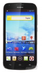 Смартфон HUAWEI Y600D DS Black