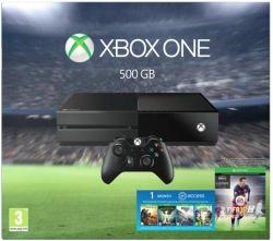 Консоль XBOX One + Fifa 2016