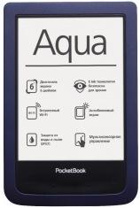 Электронная книга Pocketbook 640 Aqua (PB640-B-CIS)