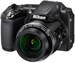 Фотоаппарат цифровой NIKON L840 Black