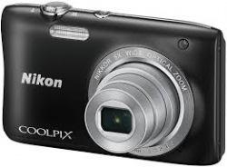 Фотоаппарат цифровой NIKON S2900 Black