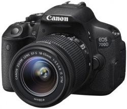 Фотокамера CANON EOS 700D 18-55 IS STM + сумка + карта SD 64GB