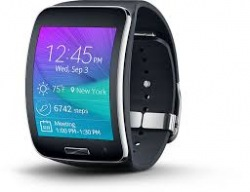 Часы SMART SAMSUNG Gear S Black