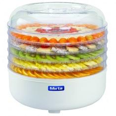 Сушка для овощей и фруктов MIRTA DH 2510