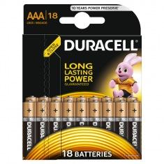Батарейки DURACELL LR03 MN2400 (6 шт. х 3)