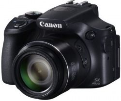 Фотокамера CANON PowerShot SX60 Black + карта SD 64GB