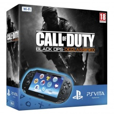 Игровая приставка SONY PS Vita WIFI (Black) Bundle